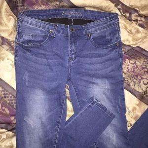 Z.W. Design Skinny Jeans Size 3